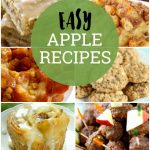 This easy Apple Recipes collection has plenty of ideas for what to make with apples, from apple pie to savory meatballs. Autumn is the perfect season to pick these beautiful apples and make fall's favorite fruit team up with a little sugar and spice to make everything nice.