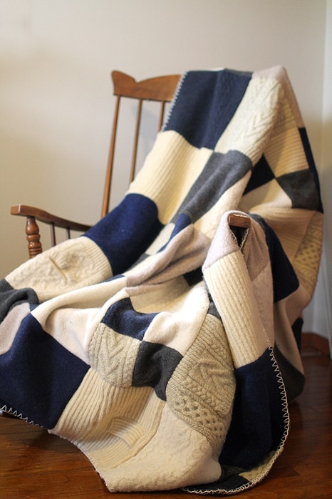 Don't throw out those old sweaters! Learn how to make new things from them with these awesome DIY ideas.