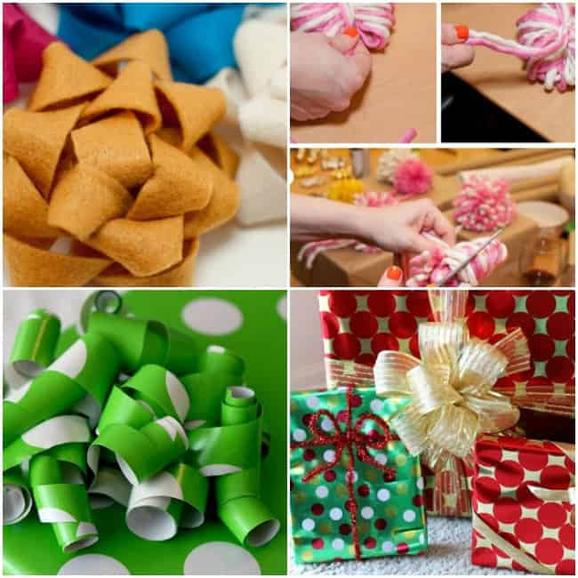 These gift wrapping techniques are perfect to make the gifts you're giving this year truly one-of-a-kind. Give your gifts the star treatment.