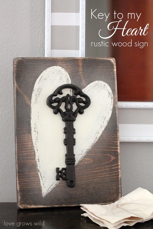 Valentine S Day Wooden Signs Home Decor Signs