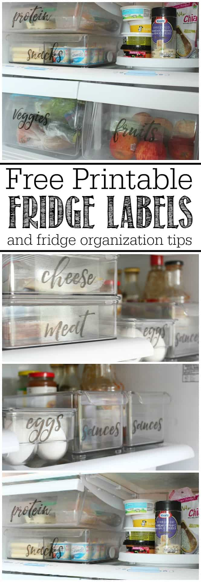 picture regarding Free Printable Organizing Labels called Printable labels towards Arrange Each Area Todays Artistic Strategies