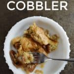 Pecan Cobbler makes having the taste of pecan pie so quick and easy. A great dessert to feed a whole crowd whether at your next family get together or just because you like your friends. This recipe takes the pecan pie to a whole other level. #pecancobbler #pecanpie #pecans #cobblerrecipes #southernrecipes