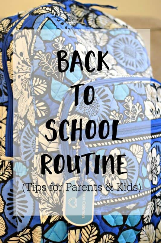 Get back to school with no fuss, no muss. These tips will help you stay on track.
