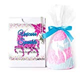 UNICORN SPARKLE Surprise Jewelry Bath Bomb - Made in the USA - The Island Bath & Body – Shea & Cocoa Butter