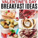 Start your Valentine's Day off on a sweet note with these delicious and easy Valentine's Day Breakfast Ideas.