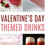 Romance is in the air with these Valentine's day themed drinks. Sweep your loved one off their feet with one of these sweet sips this holiday season.