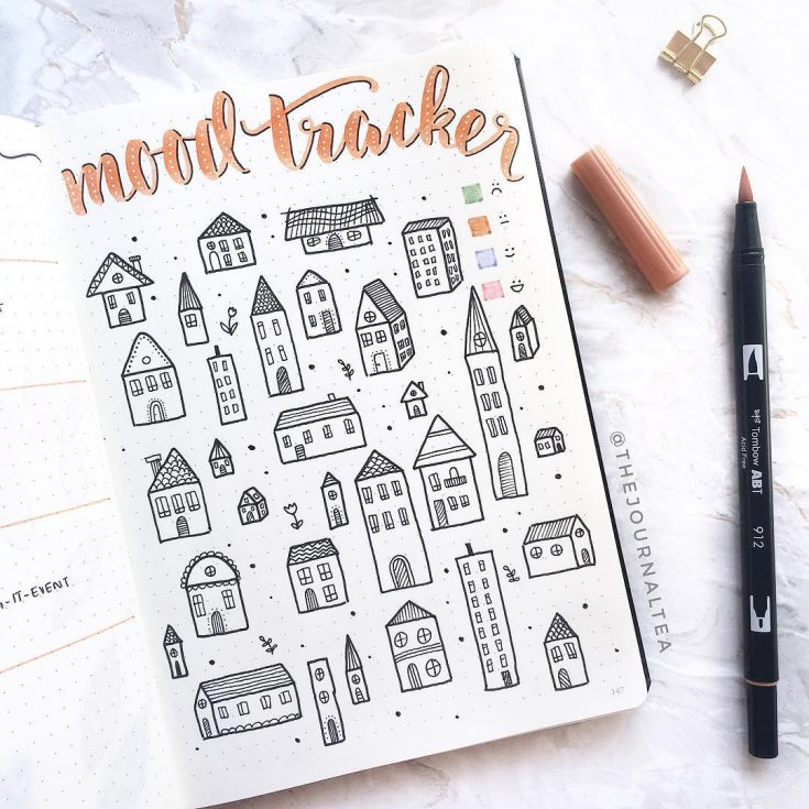 Houses Mood Tracker