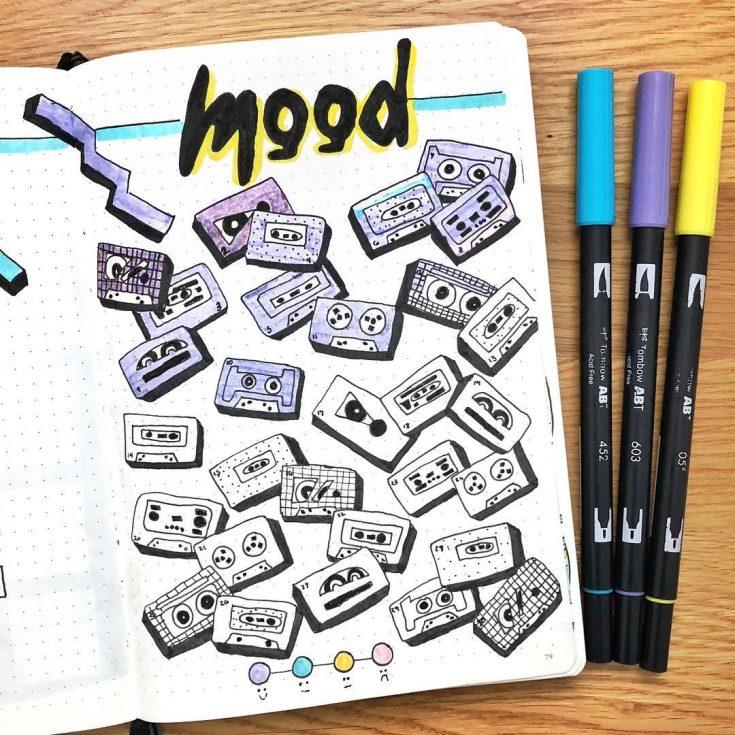 MixTape Mood Tracker