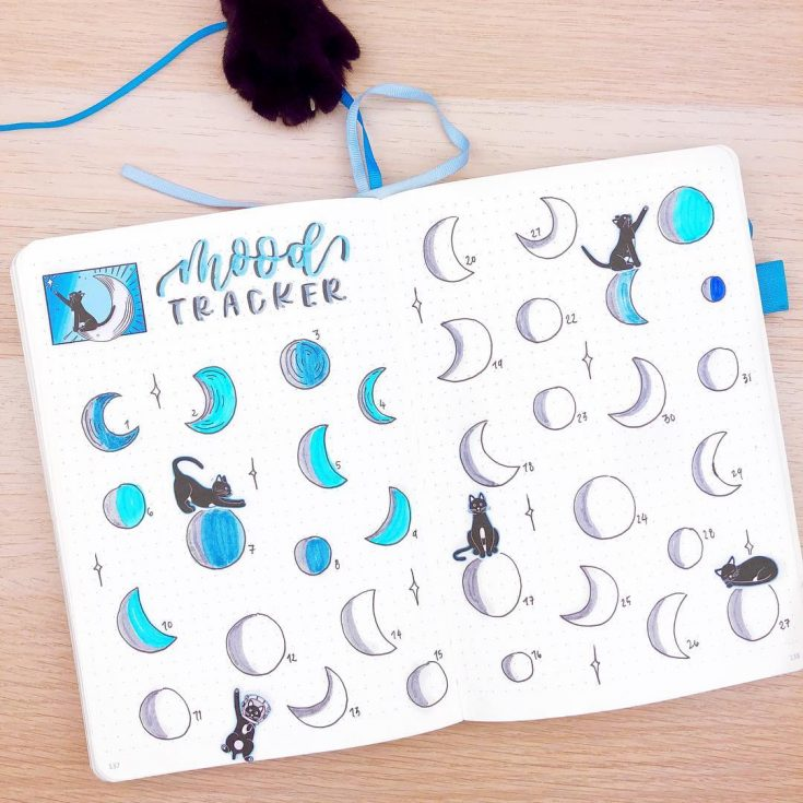 Moon Mood Tracker