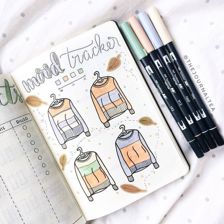 Sweater Mood Tracker