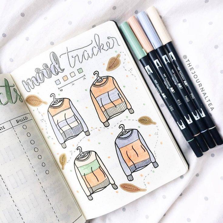 Sweater Mood Tracker