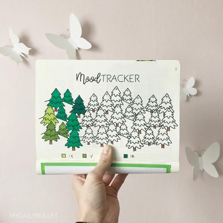Forest Mood Tracker