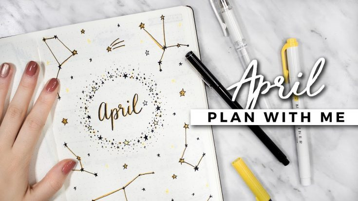 April Plan with Me
