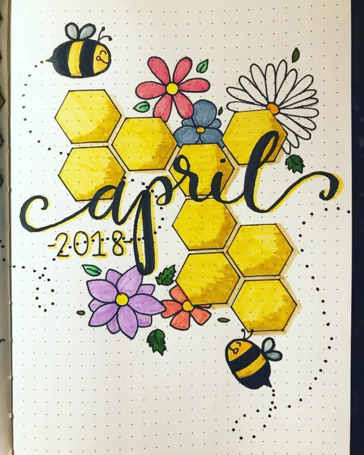 Bee Spring Cover Page