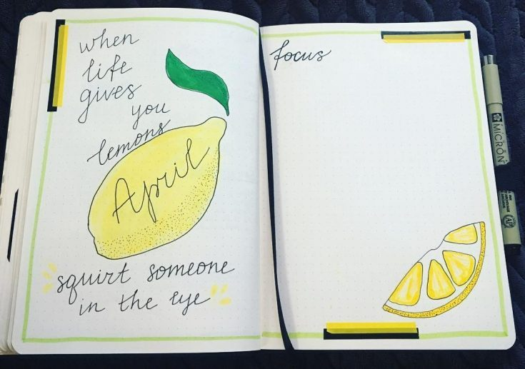 Lemon Cover Page