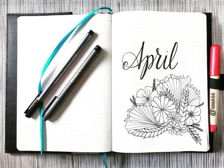 April Cover Page