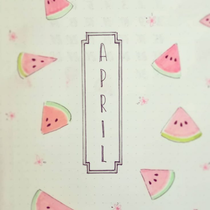 Watermelon April Design