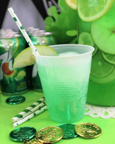 Green Apple Lemonade Spritzer