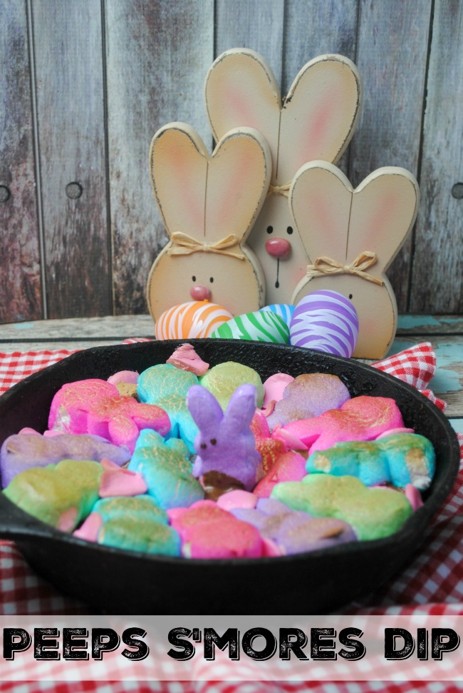 Get inspired by these featured Easter treats made with peeps!