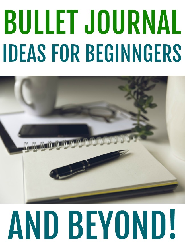 It's time to take a new approach to recording, documenting, organizing and planning with easy, fun, and colorful bullet journal ideas.