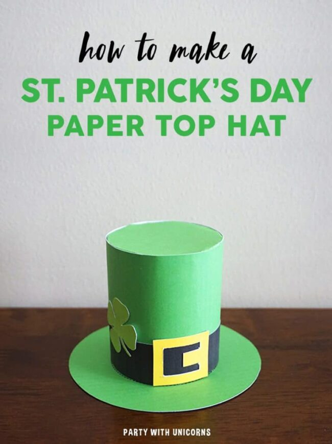 Easy St Patrick S Day Craft Ideas For Preschoolers And Toddlers