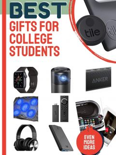 This photo features a college of best gifts for college students.