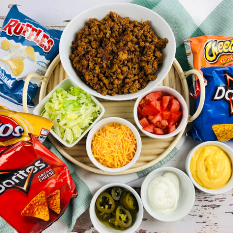 Taco in a Bag Recipe | Walking Tacos